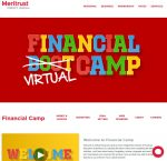 Virtual Financial Boot Camp for kids from Meritrust Credit Union