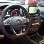 Salpicadero Mercedes-Benz GLE 43 Coupe AMG