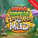 Absolootly Mad Mega Moolah Jackpot | 50 free spins bonus!