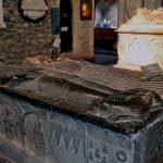 Butler Family tombs with their elaborately carved almost lifelike effigies - The Irish Place
