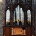 The Organ in St. Canice's Cathedral in Kilkenny - The Irish Place