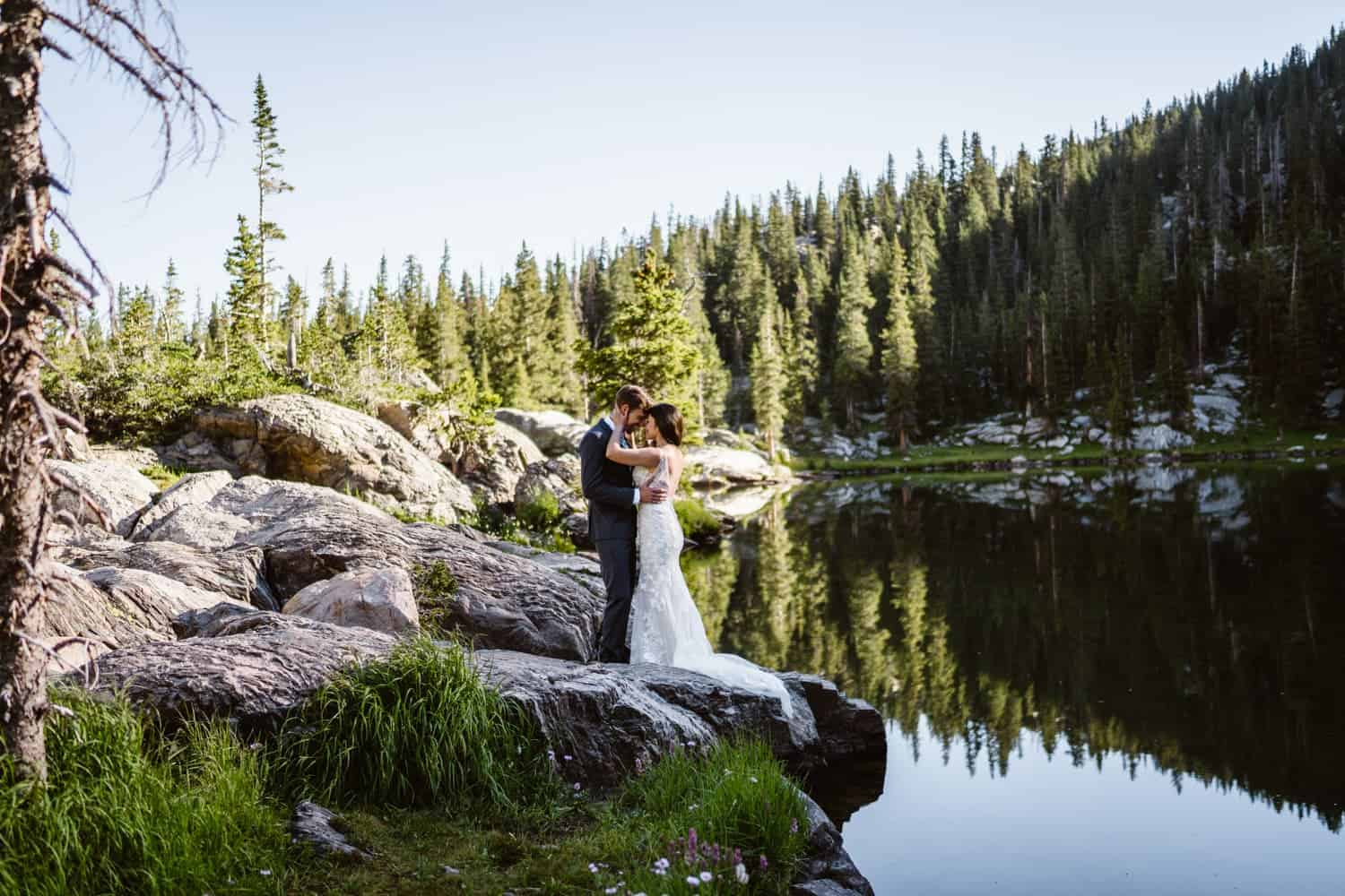 Best Places to Elope in Colorado Granby
