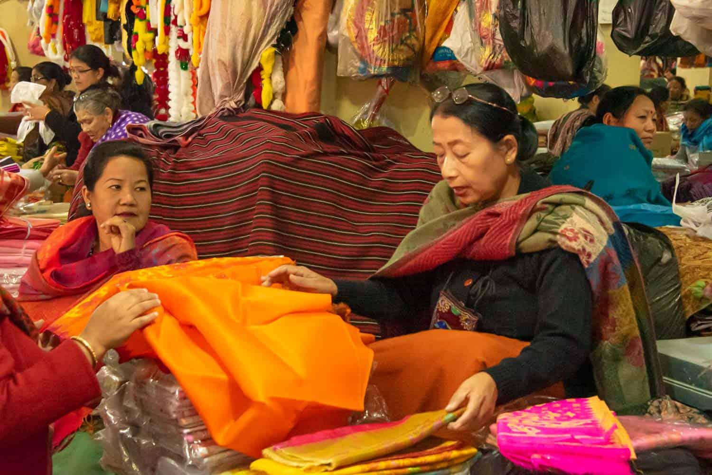 Women Market Imphal