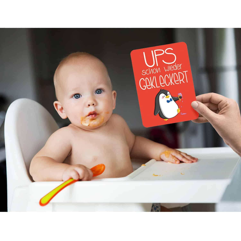 Glückswolke Babykarten