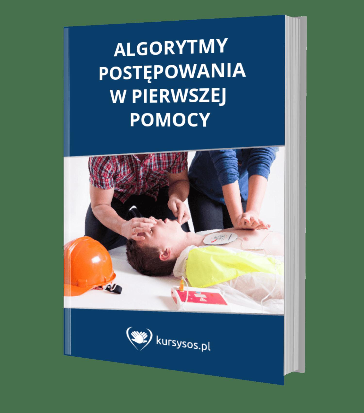 algorytmy postępowania w pierwszej pomocy