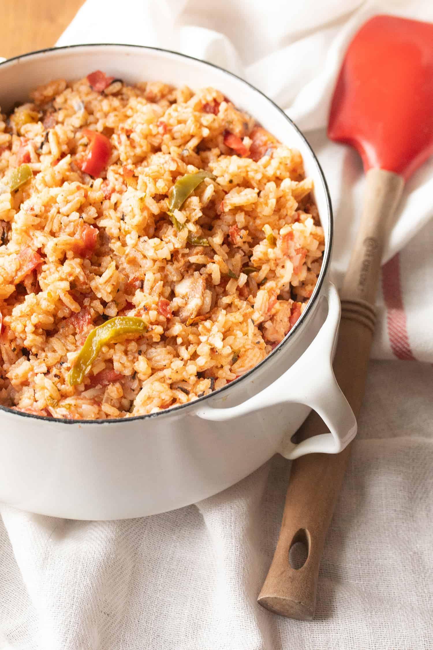 Creole Tomato Rice