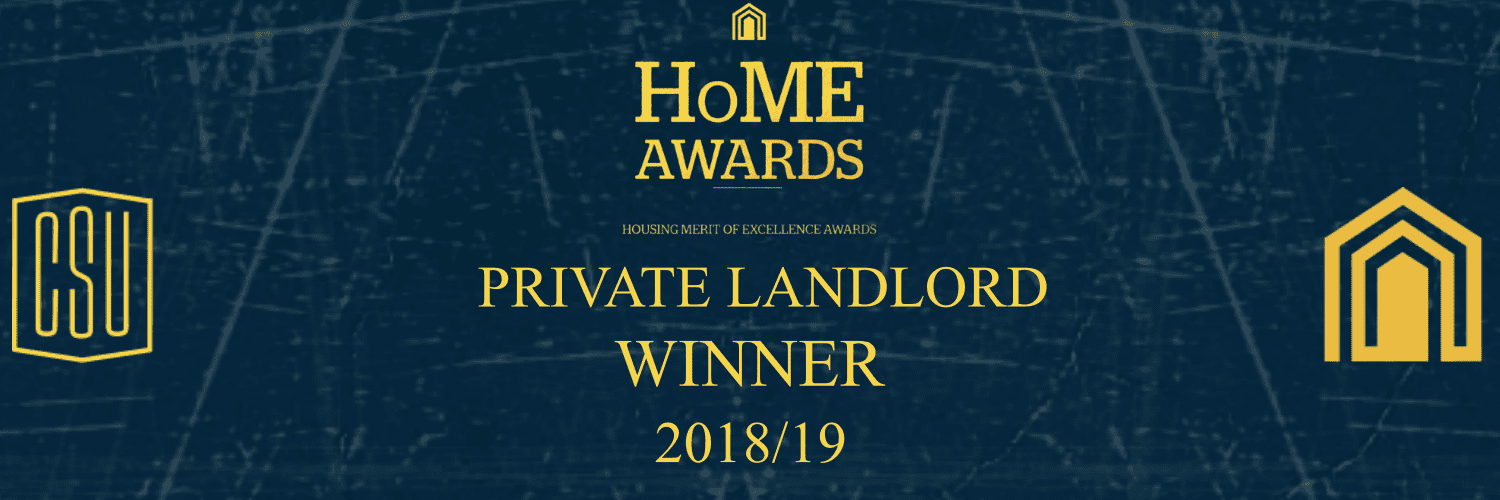 Hoots Home Awards Landlord of the Year