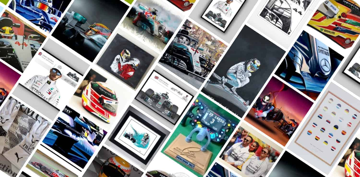 Top 10 2019 F1 Christmas gifts for any Formula 1 fans