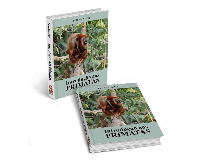 Nova publicação: Introdução aos Primatas