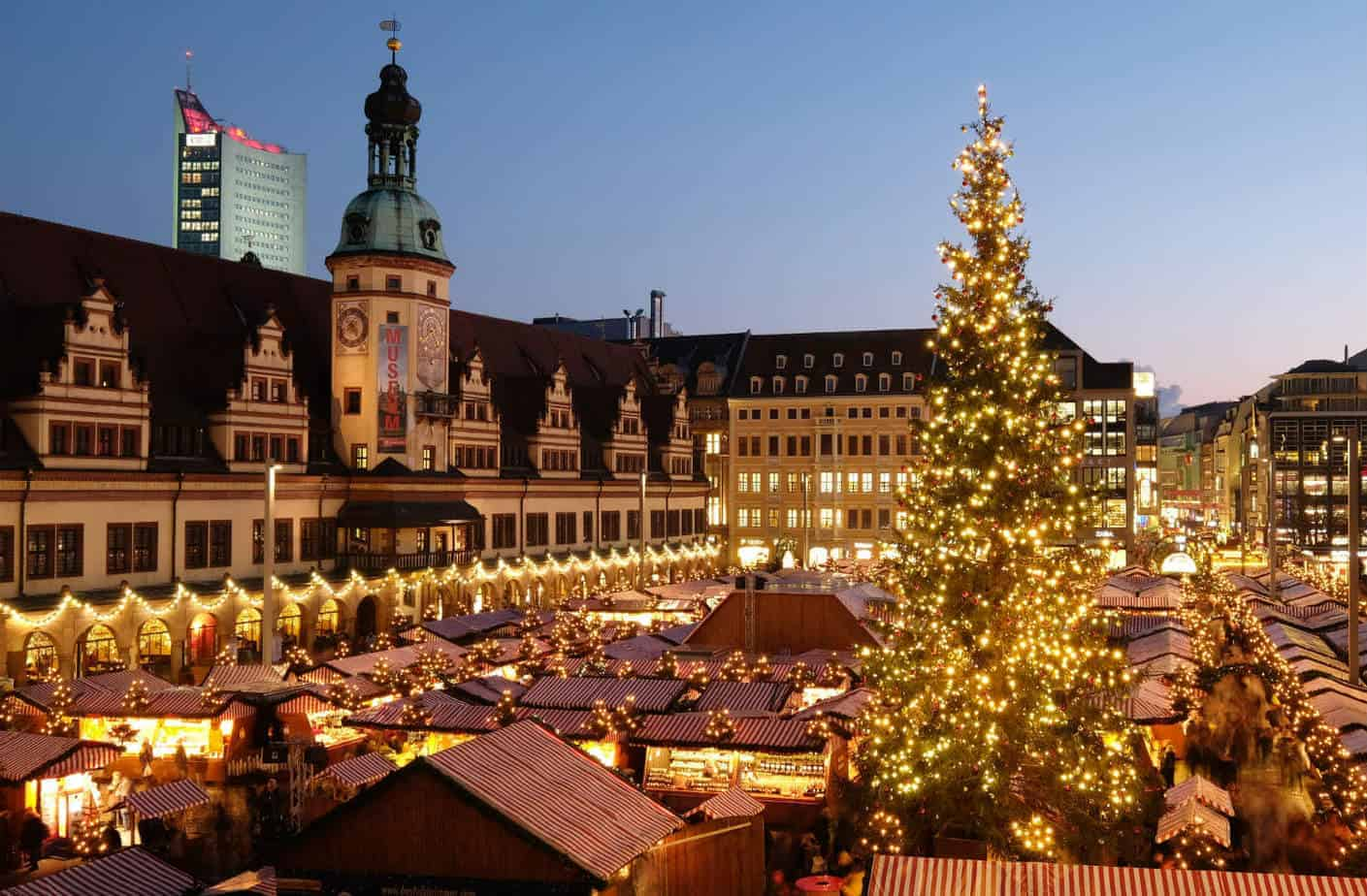 germany country new year celebration.
