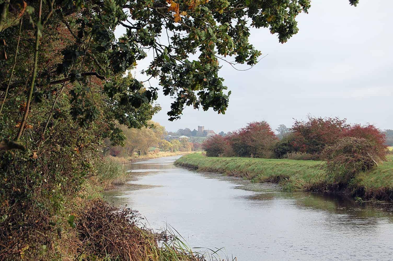 Military Canal Romney Marsh