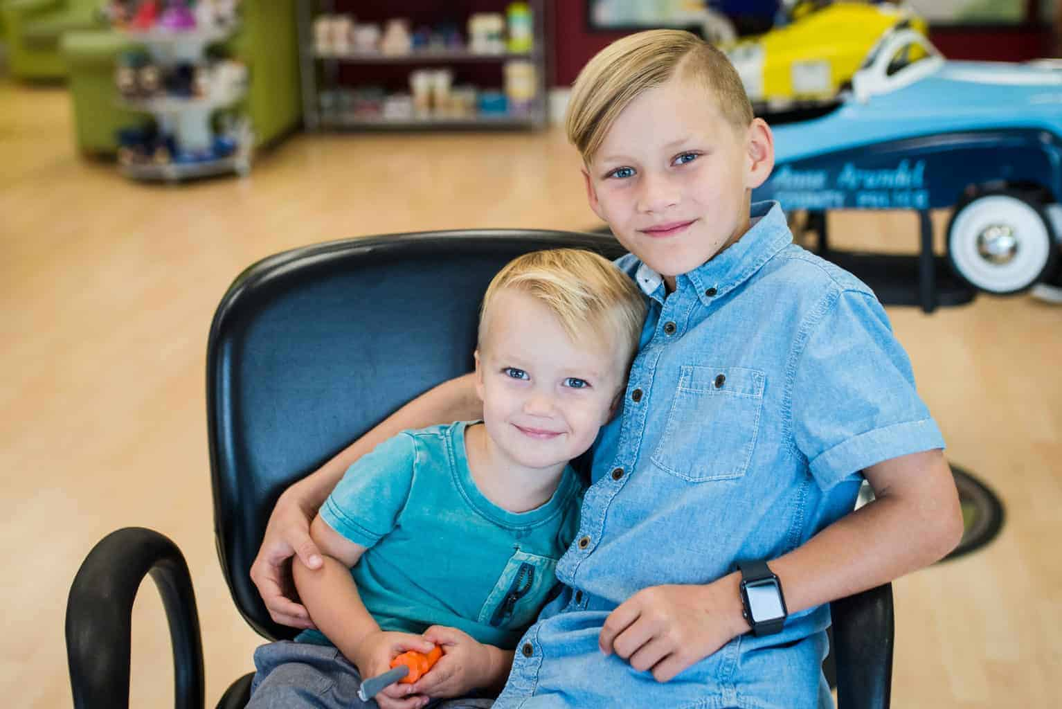 3 Kid's Haircut Franchise Owners Who Have Made a Positive Impact on their Communities 12