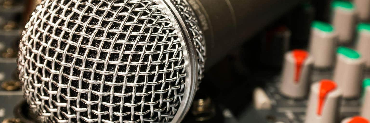Recording Microphone Types