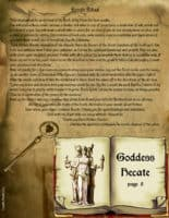 Pagan / Wiccan Goddess Hecate info page 5