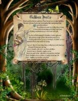 Goddess Hestia information spell page 2