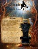 Samhain - Page 1