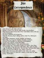 Yule - Pagan Holiday information page 2