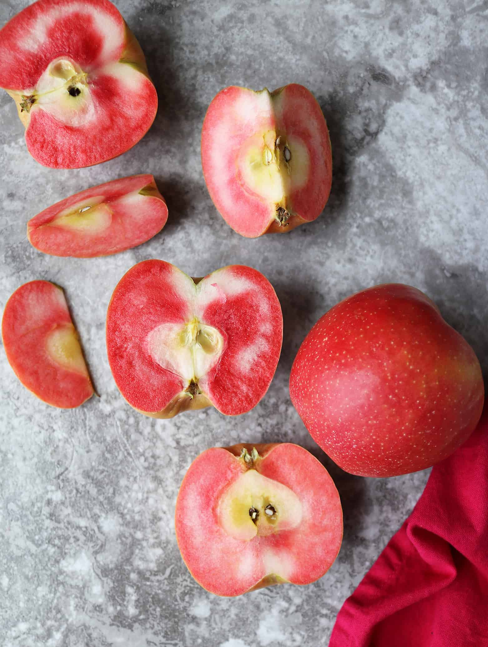Lucy-Glo Apples At Sprouts Farmers Market