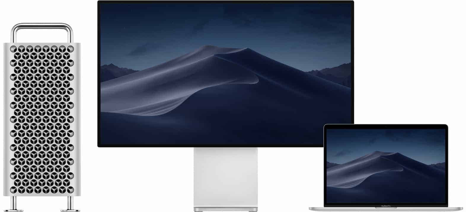 Mac Pro + Pro Display XDR