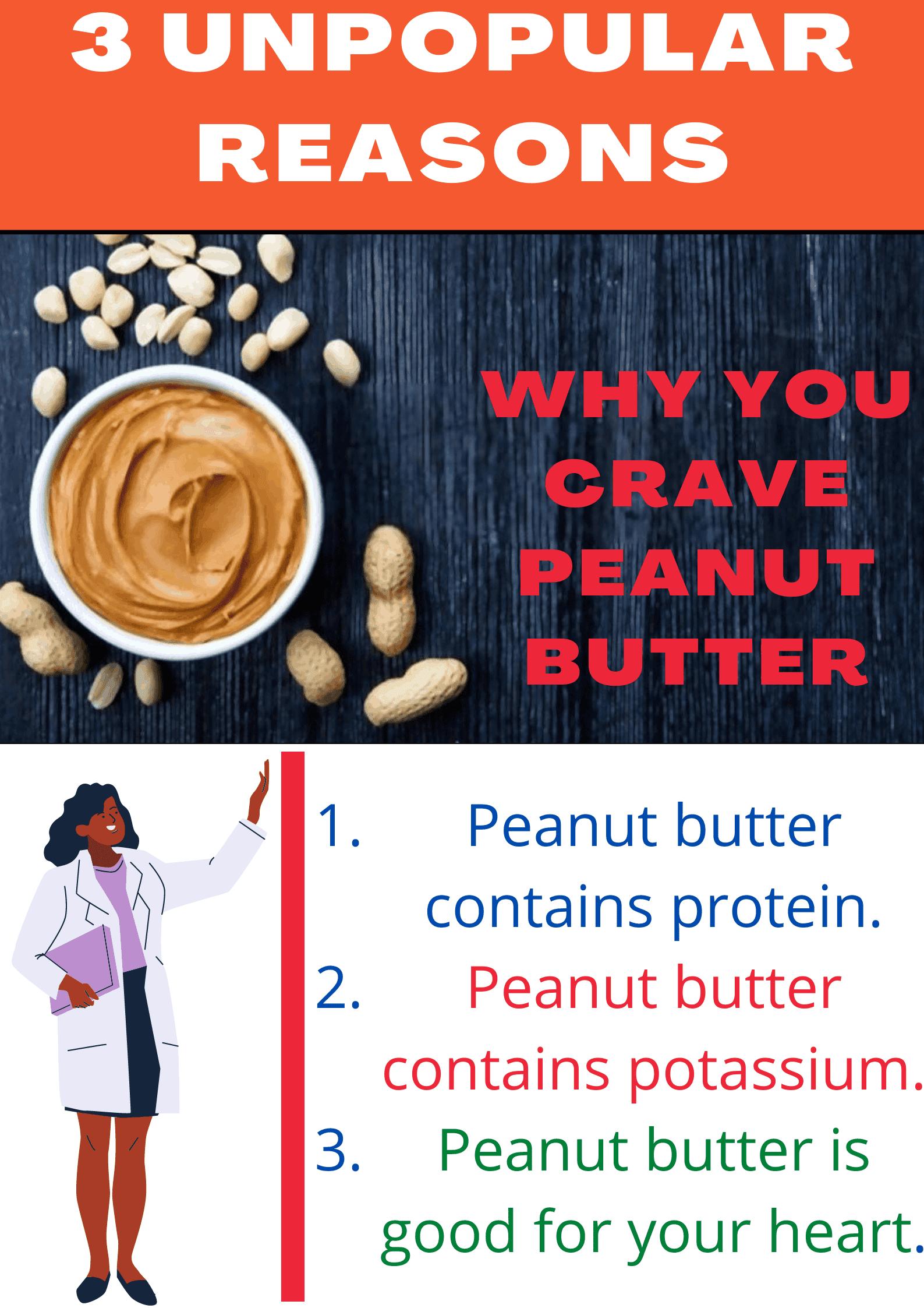 crave peanut butter