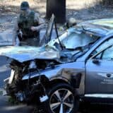 Tajger Vuds doživeo tešku saobraćajnu nesreću! Hitno operisan sa više preloma nogu