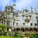 Sintra – ładniejsza od Lizbony?