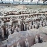 Xi'an – Terakotowa Armia (jak zwiedzać, co zobaczyć?)