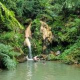 Azory – ciepło, cieplej, gorąco! (Furnas i Caldeira Velha)