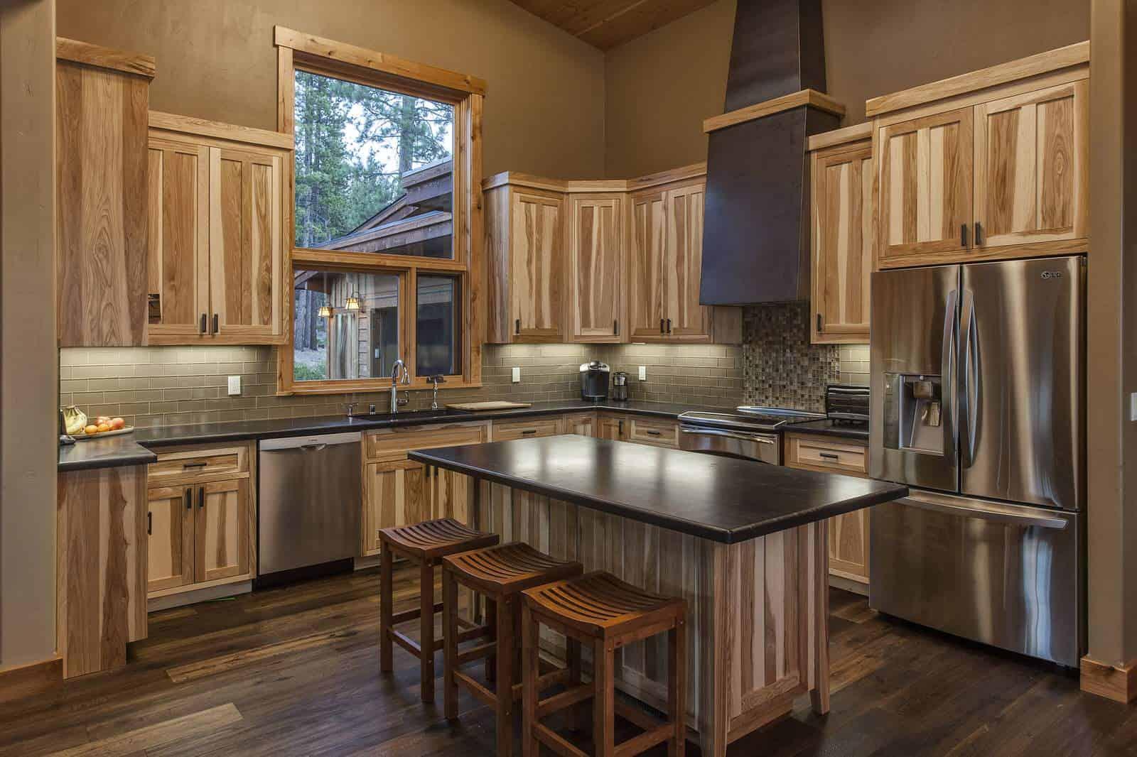 7 Hickory Cabinets With Dark Wood Floors Ideas To Create A Stun Jimenezphoto