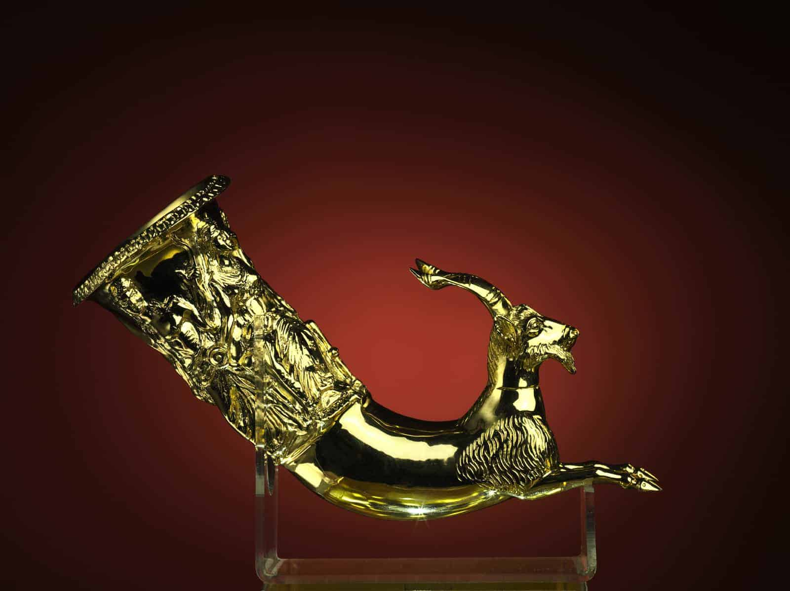 The gold treasures of the Thracians