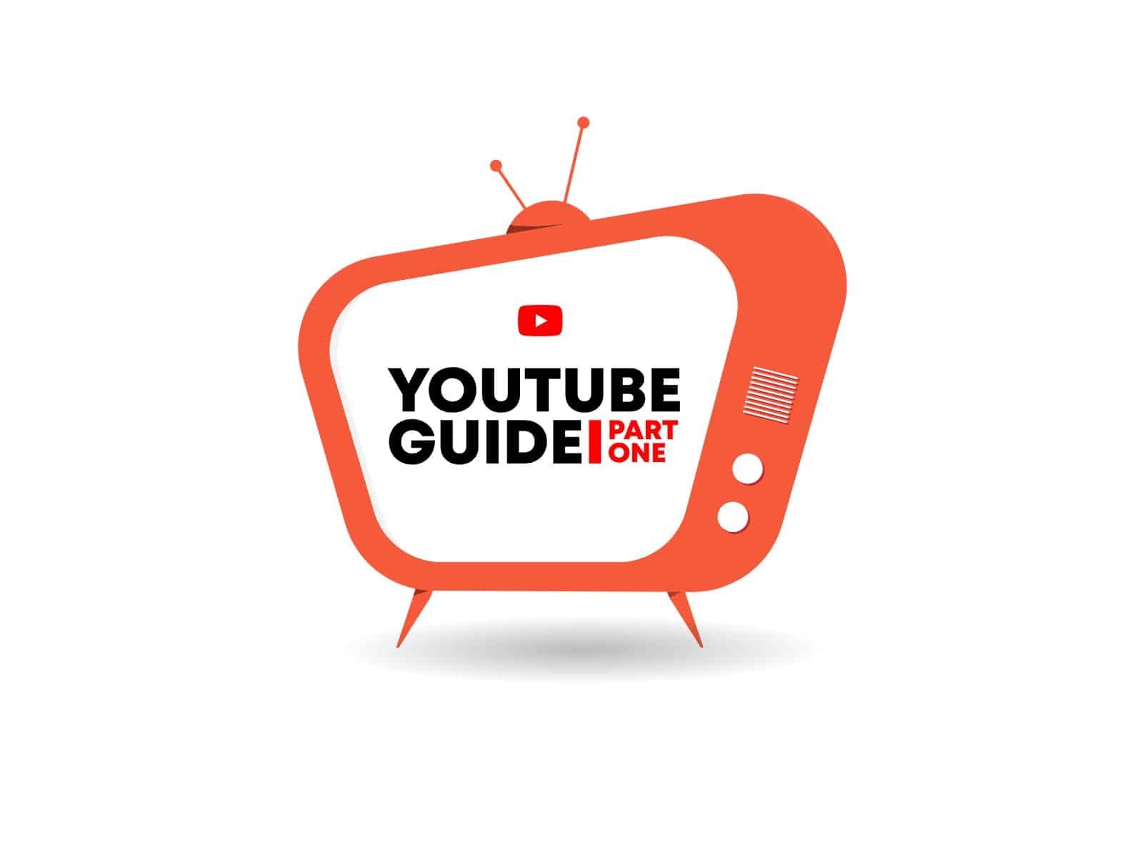 Blog YouTube Guide Part One - Kanuka Digital