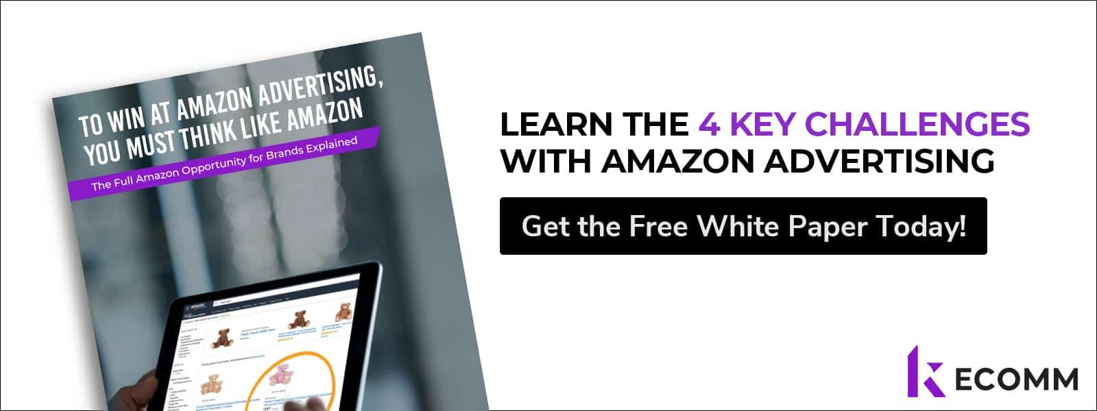 amazon marketing success