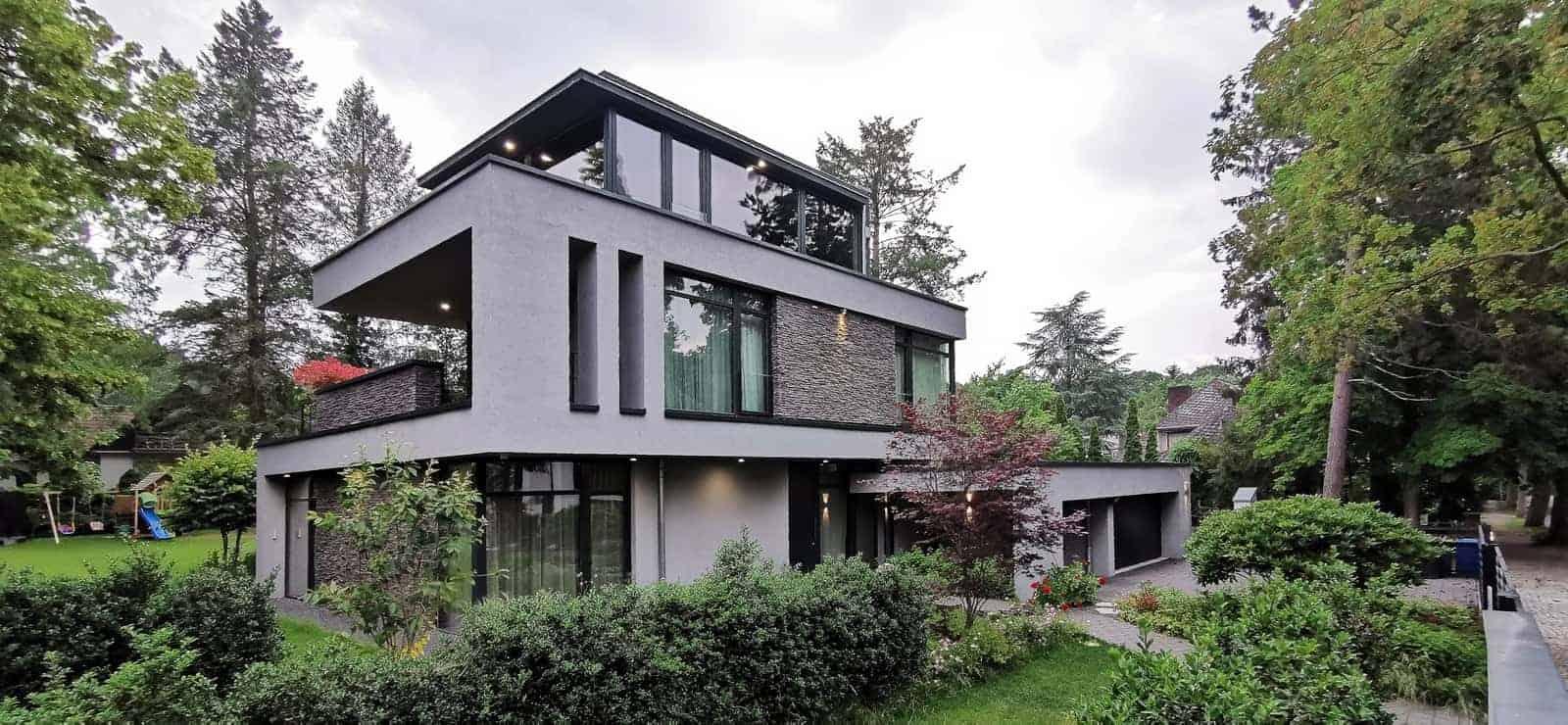 Einfamilienhaus 2,5-geschossig