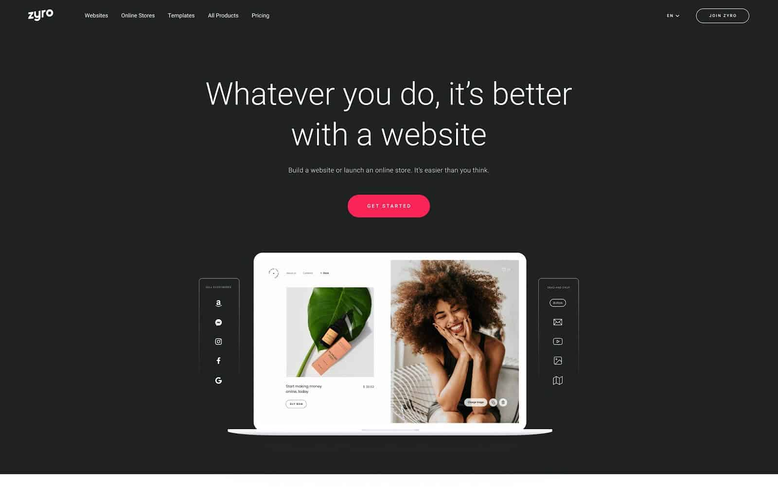 Zyro-Best-Website-Builder