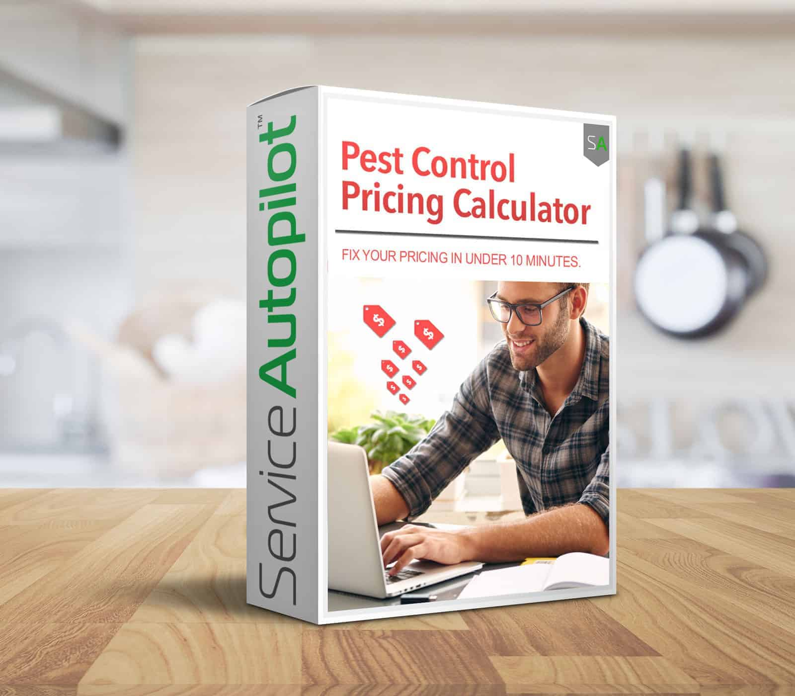 pest control pricing calculator product