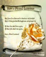 Lammas Greetings