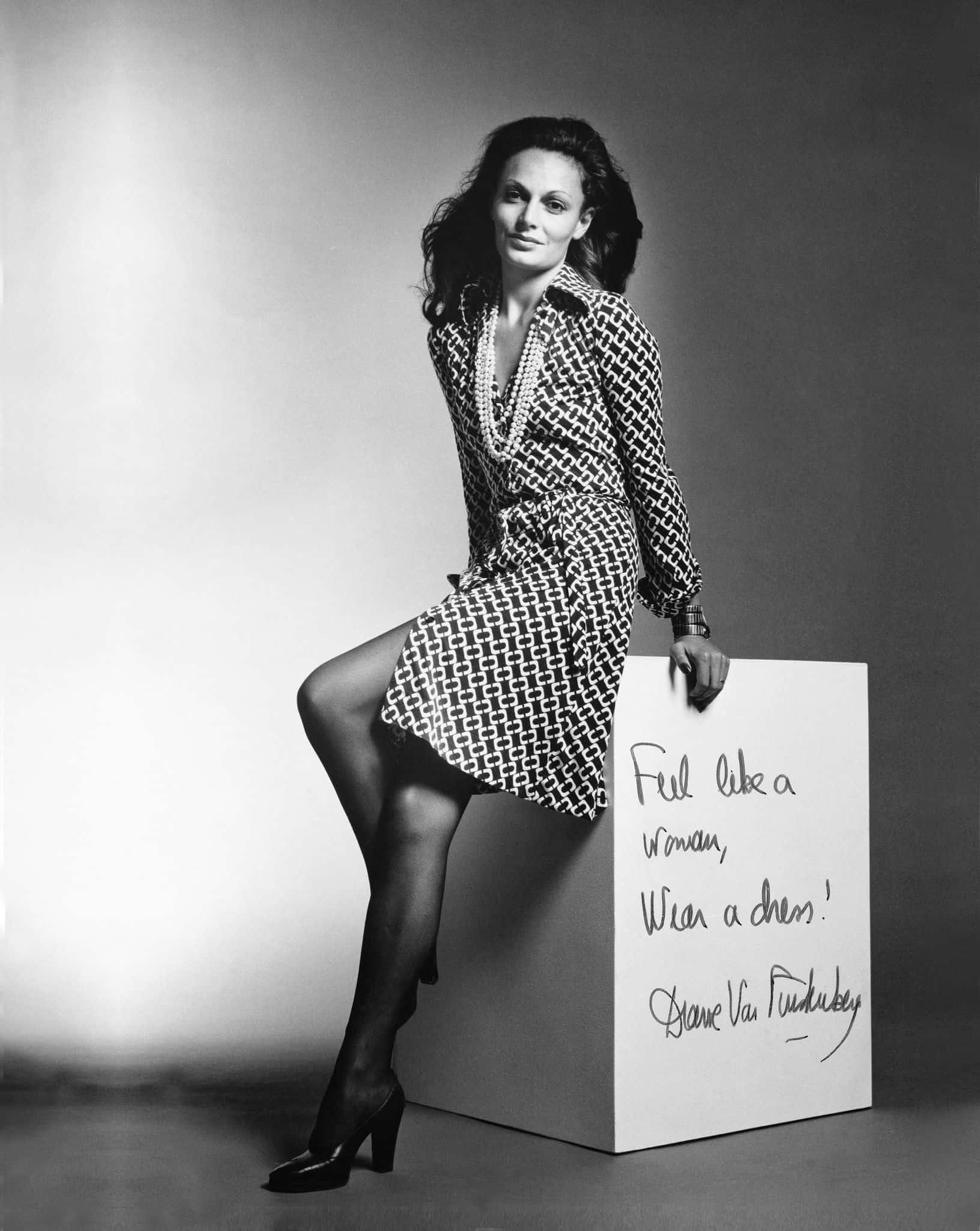 Diane Von Fürstenberg: Wrap Dress