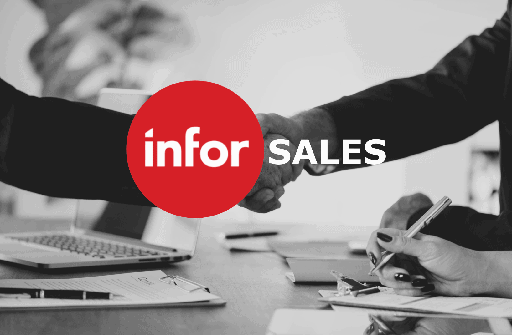 Infor CRM Sales Module