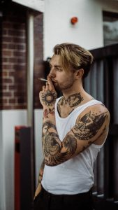 Indianer Tattoo