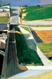Richard Diebenkorn, Landscape artists