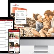 tierisch-verliebt.de - Smartphone, Tablet, iPad