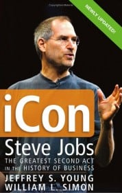 Cover iCon Steve Jobs