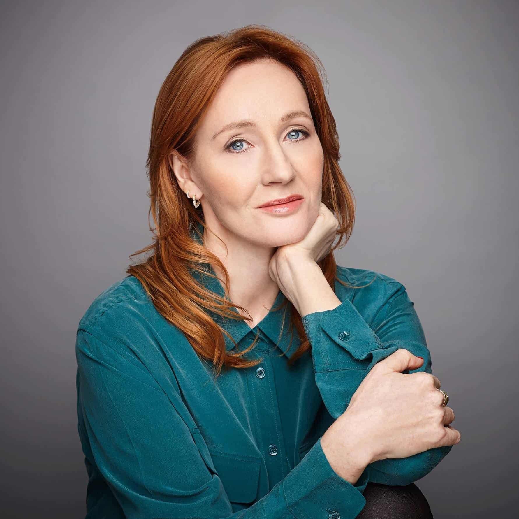 J.K. Rowling emprendedora literaria con una historia de magia