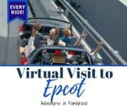 virtual epcot tour