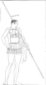 joven mito de Aquiles