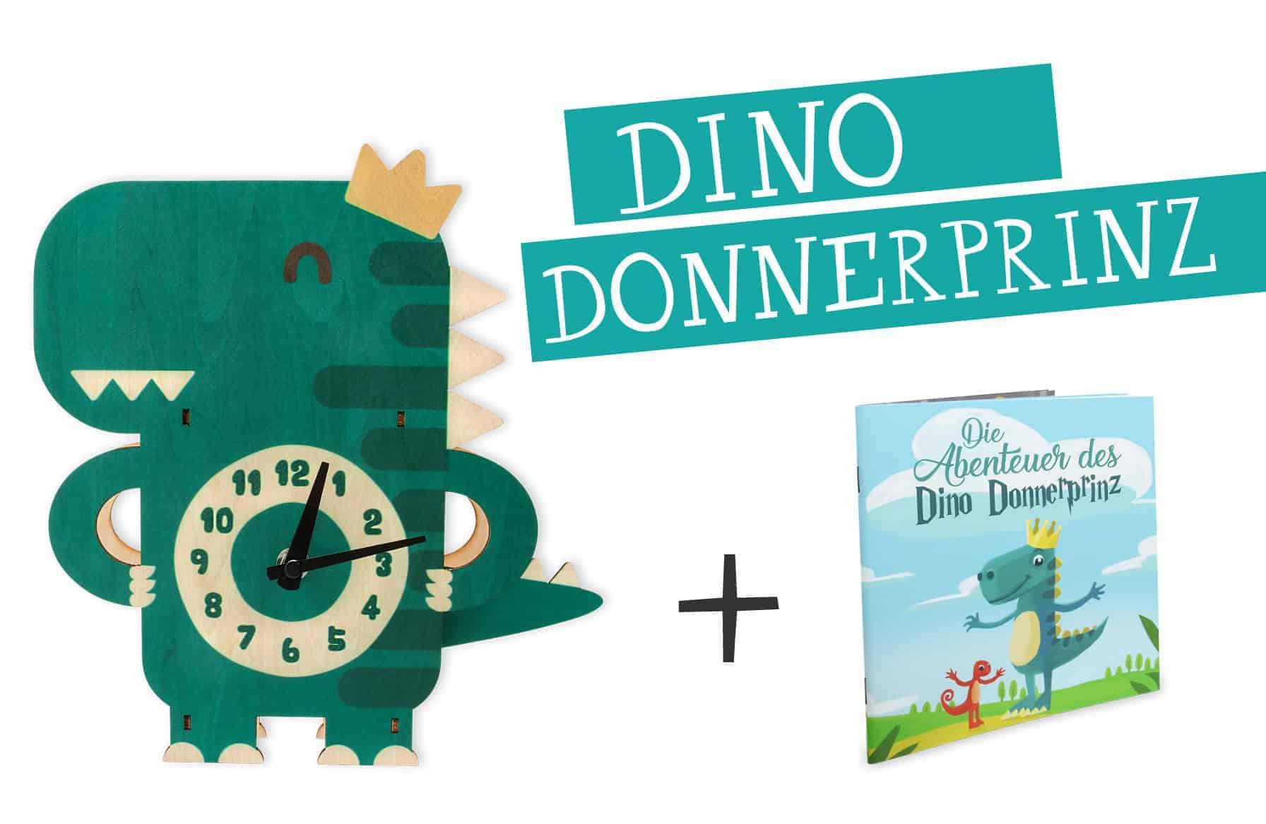 Glückswolke Highlight Dino Donnerprinz