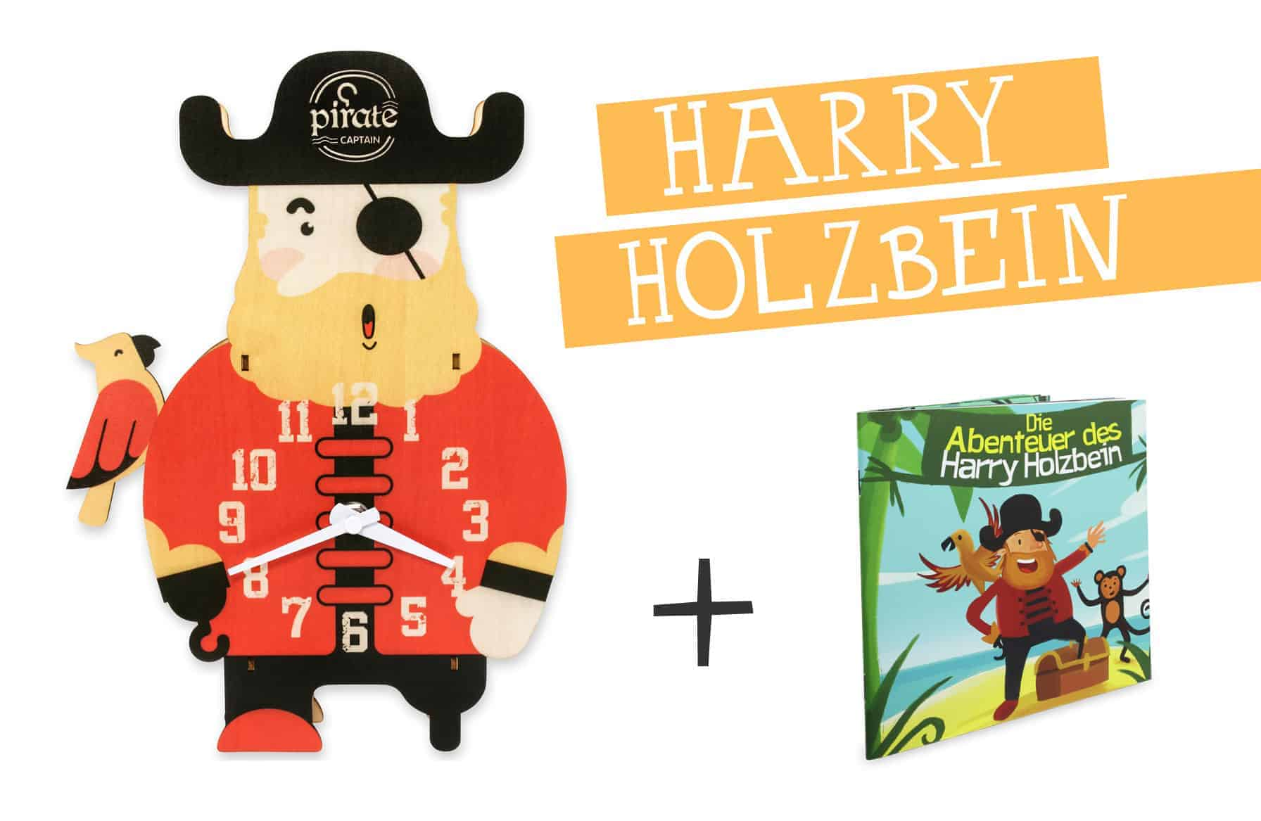 Glückswolke Highlight Harry Holzbein