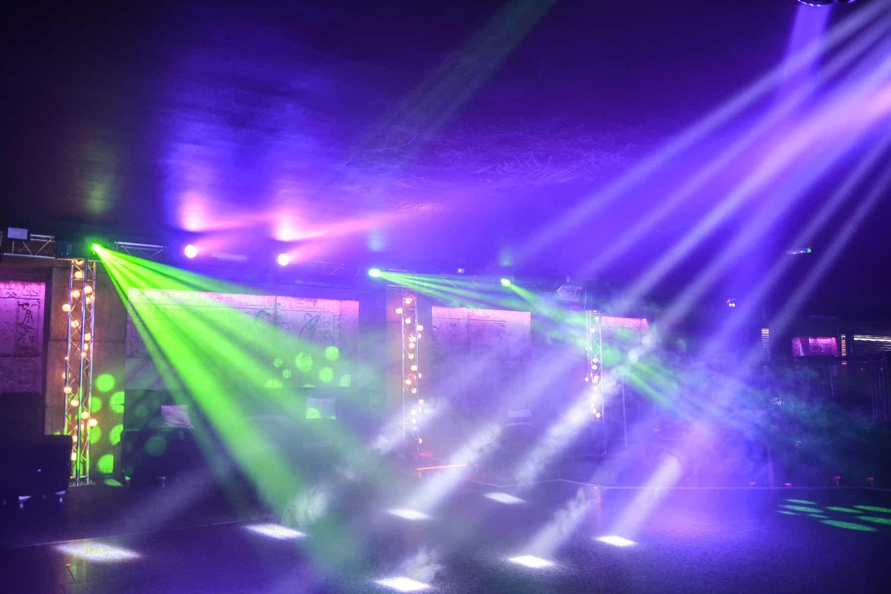 Nouveau Light-Show du KISS CLUB - Annemasse