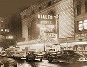 The Rialto Theater in Chicago