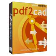 pdf2cad product shot